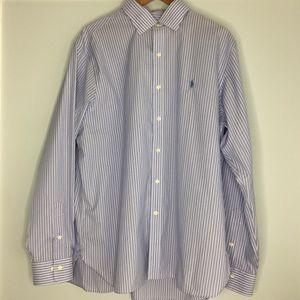 Polo Ralph Lauren TALL Oxford Striped Button Down